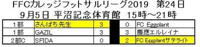 第24日9月5日結果.JPG