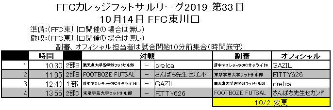 第33日10月14日FFC東川口更新.JPGのサムネール画像